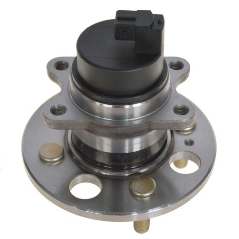 06-11 Hyundai Accent, Kia Rio, Rio 5 Rear Wheel Hub & Bearing (w/ABS) LR = RR