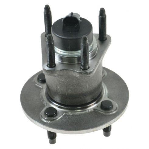 05-10 GM Mid Size FWD 4 Lug Rear Wheel Hub & Bearing w/ABS LR = RR