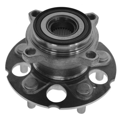07-11 Honda CR-V w/4WD; 07-11 Acura RDX Rear Wheel Bearing & Hub LR = RR
