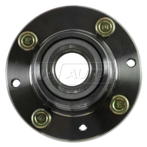 93-96 Colt, Summit; 93-02 Mirage (w/ABS) Rear Wheel Bearing & Hub Assy LR = RR