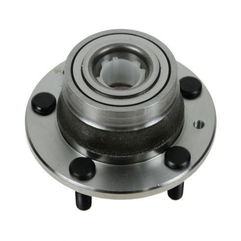 00-03 MPV; 04-06 MPV w/RR Drum; 01-03 Protg w/RR Disc (w/o ABS) Rear Whl Bearing & Hub Asy LR = RR