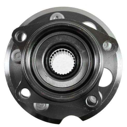 04-10 Toyota Sienna w/AWD Rear Wheel Bearing & Hub Assy LR = RR