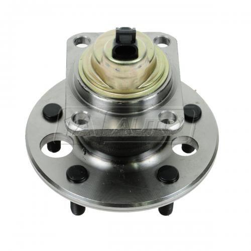 89-92 Cutlass; 89-91 Grand Prix; 88-91 Regal (w/ABS) Rear Wheel Bearing & Hub Assy LR = RR