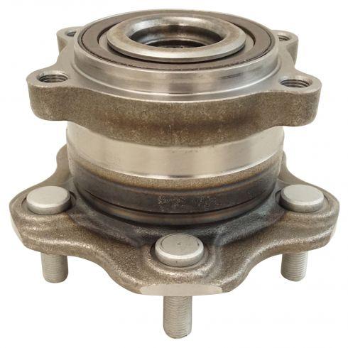 09-13 Nissan Murano w/4WD Rear Wheel Bearing & Hub Assy LR = RR