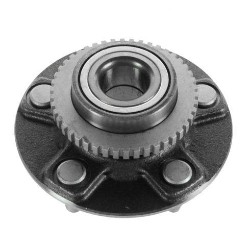 97-99 Nissan (w/ABS); 97-99 Infiniti I30 Rear Wheel Bearing & Hub Assy LR = RR