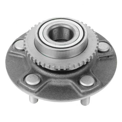 00-03 Infiniti Nissan Maxima (w/ABS); 00-01 Inf I30; 02-04 I35 Rear Wheel Bearing & Hub Assy LR = RR