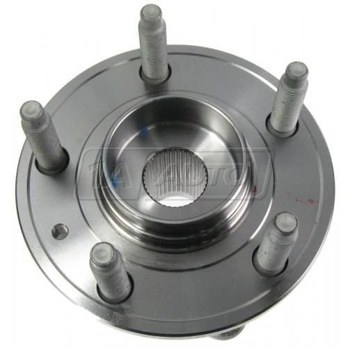 05-07 Ford 500, Freestyle, Montego; 08-09 Sable, Taurus, X AWD Rr Hub Bearing LR = RR (MOTORCRAFT)