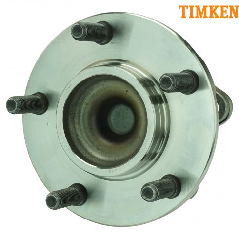 Timken 01-07 Dodge Mini Van w/ABS Drm Brk Rear Hub & Brng