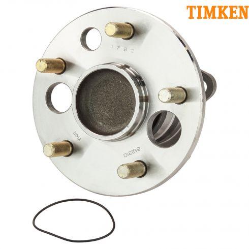 92-04 Toyota Multifit FWD w/ ABS Rear Hub & Bearing LH = RH (Timken)