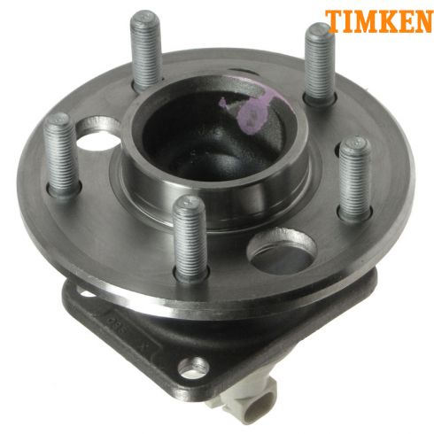 92-05 GM FWD Vans Cars Rear Hub & Bearing Assembly (Timken)