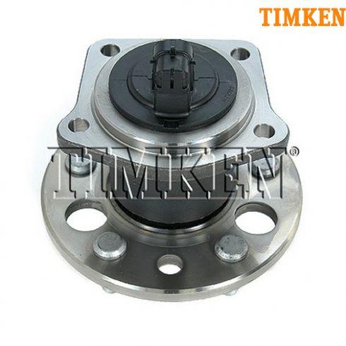 98-03 Toyota Sienna Rear Wheel Bearing & Hub Assy LR = RR (Timken)