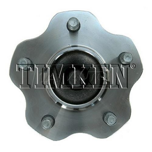 02-06 Nissan Altima w/o ABS Rear Wheel Bearing & Hub Assy LR = RR (Timken)