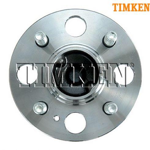 06-11 Hyundai Accent, Kia Rio, Rio 5 Rear Wheel Hub & Bearing (w/o ABS) LR = RR (Timken)