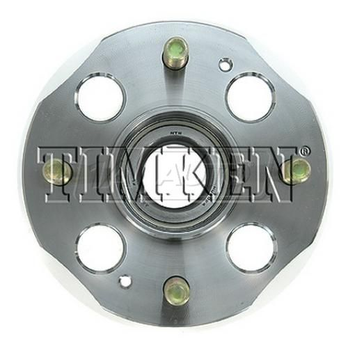 1991-97 Honda Accord SW w/Drum Brakes w/o ABS Rear Wheel Hub & Bearing LR = RR (Timken)