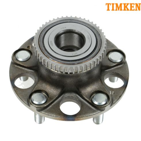 03-07 Honda Accord (exc Hybrid); 04-08 Acura TL Rear Wheel Hub & Bearing LR = RR (Timken)
