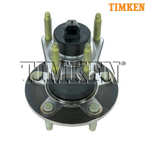 04-11 GM Mid Size FWD w/5 Lug &  ABS Rear Wheel Hub & Bearing LR = RR (Timken)