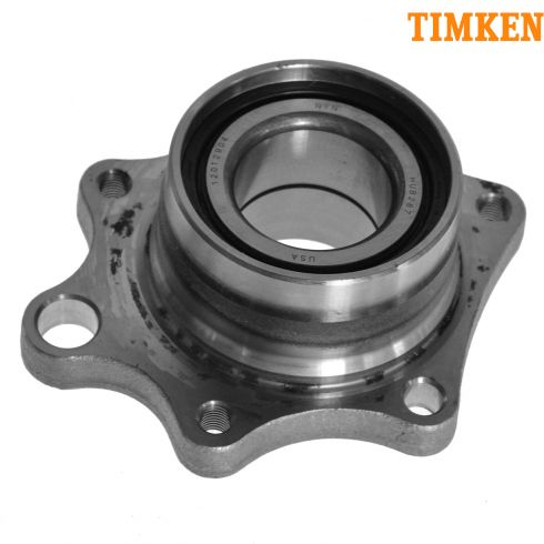 03-05 Honda Element w/ABS; 06-11 Rear Wheel Hub Bearing Module RR (Timken)