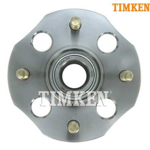 98-02 Honda Accord 2.3L w/o ABS Rear Wheel Hub & Bearing LR = RR (Timken)