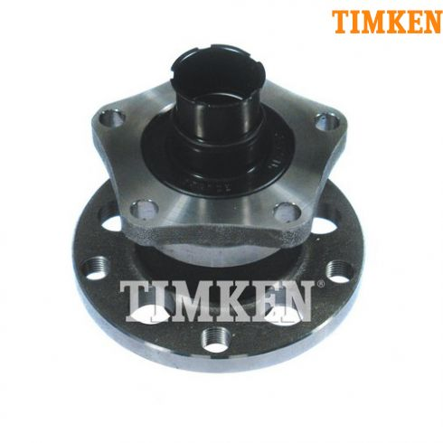 98-04 Audi A6; 98-05 VW Passat Rear Wheel Hub & Bearing LR = RR (TIMKEN)