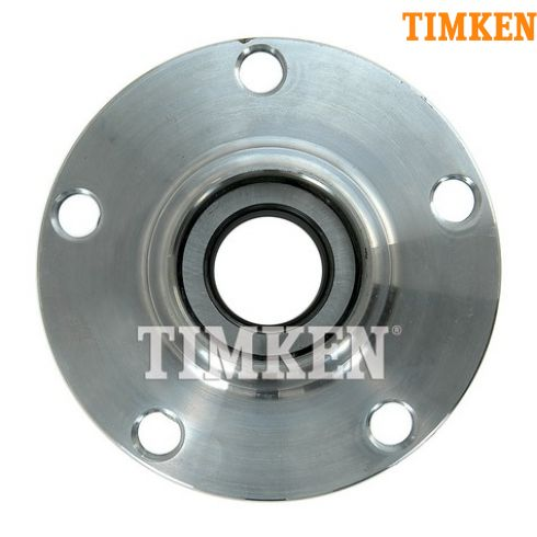02-09 Audi A4 FWD Rear Wheel Hub & Bearing LR = RR (TIMKEN)