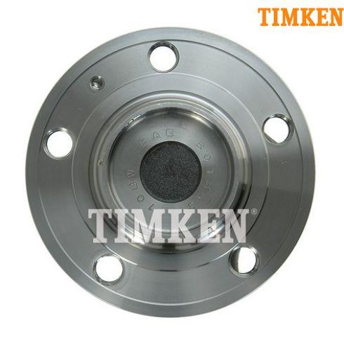 01-09 Volvo S60; 99-06 S80; 01-07 V70 FWD Rear Wheel Hub & Bearing LR = RR (TIMKEN)