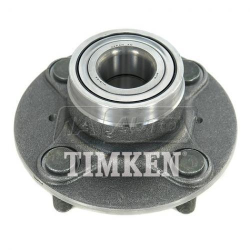 02-05 Suzuki Aerio, 95-02 Esteem w/o ABS Rear Wheel Hub & Bearing LR = RR (TIMKEN)
