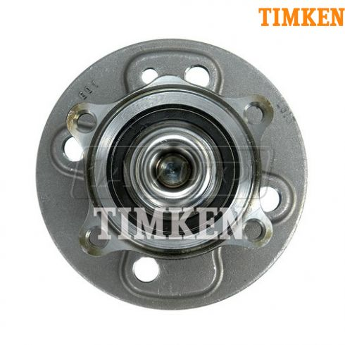 02-06 (thru 7/11/06)  Mini Cooper Rear Wheel Hub & Bearing LR = RR (TIMKEN)
