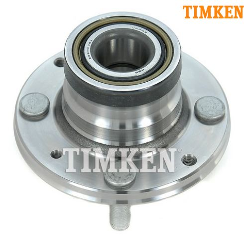 93-96 Dodge Colt, Summit Cpe & Sdn; 93-02 Mirage w/o ABS Rear Wheel Hub & Bearing LR = RR (TIMKEN)