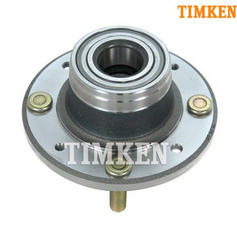 00-03 Volvo S40; 00-04 V40 1.9L Rear Wheel Hub & Bearing LR = RR (TIMKEN)