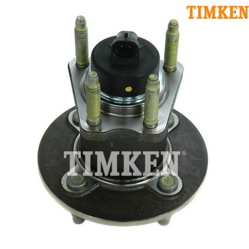 05-10 GM Mid Size FWD 4 Lug Rear Wheel Hub & Bearing w/ABS LR = RR (Timken)