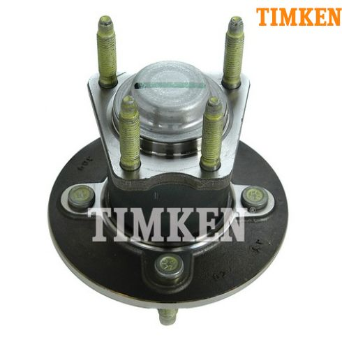 05-10 GM Mid Size FWD 4 Lug Rear Wheel Hub & Bearing w/o ABS LR = RR (Timken)