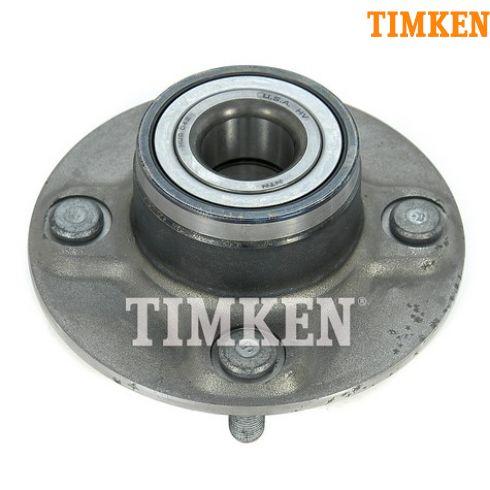 93-01 Nissan Altima Rear Hub & Bearing Asy w/o ABS (Timken)