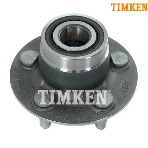 95-06 Chrysler Mid Size FWD w/o ABS Rear Hub & Brg (Timken)