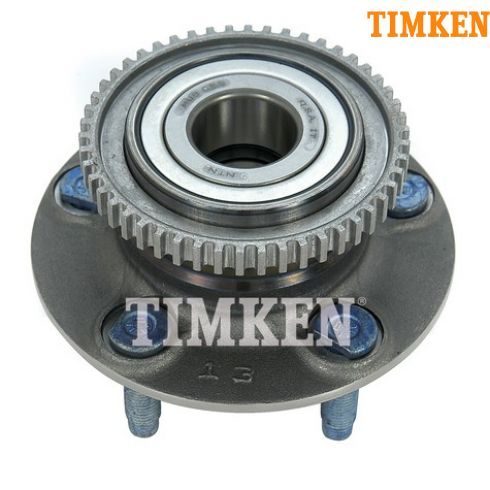 97-03 Ford Windstar Rear Hub & Bearing Assy (Timken)