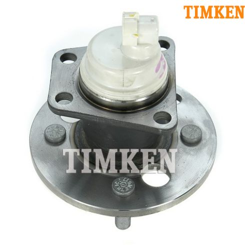 91-02 Saturn S Series w/ABS Rear Hub & Bearing Asy (Timken)