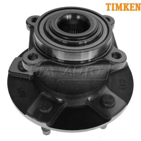 02-07 GM Mini Vans w/o ABS Rear Hub & Bearing (Timken)