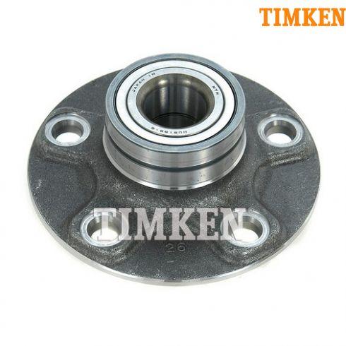 00-04 Infiniti Nissan Maxima Rear Hub & Bearing (Timken)