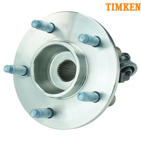 02-06 GM AWD Mini Vans w/ABS Rear Hub & Bearing (Timken)
