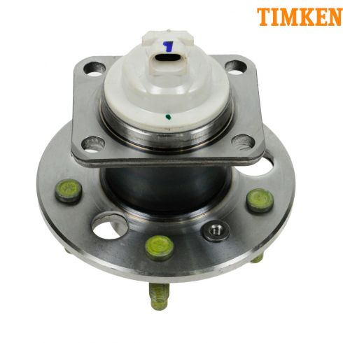 04-09 GM Mid Size FWD Car Rear Hub & Bearing Assy w/ABS LH = RH (Timken)