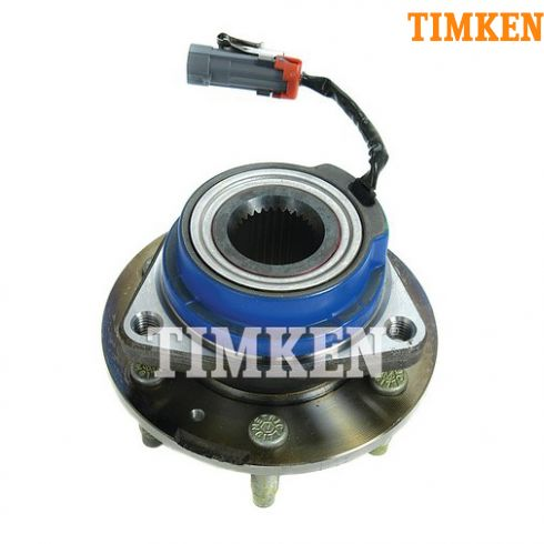 04-07 Cadillac CTS-V Hub & Wheel Bearing REAR (Timken)