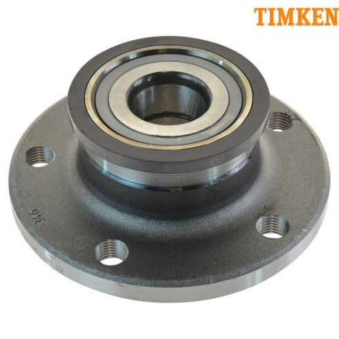06-09 Audi A3 (Base); VW EOS, Golf, GTI, Rabbit Rear Hub & Bearing LH = RH (Timk