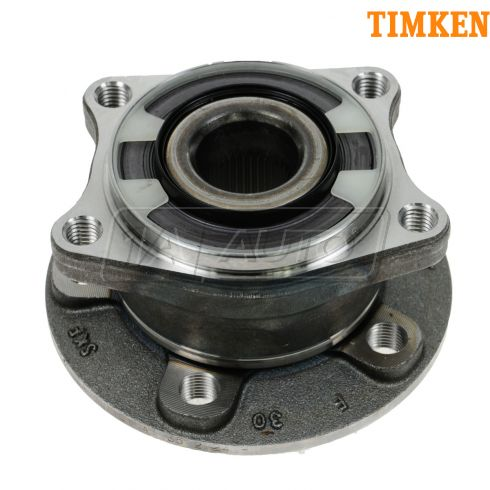 03-11 Volvo XC90 AWD Wheel Bearing & Hub REAR LR = RR (Timken)