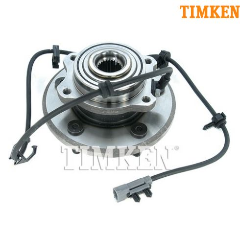 04-06 Chrysler Pacifica Rear Wheel Bearing & Hub Assy LR = RR (Timken)