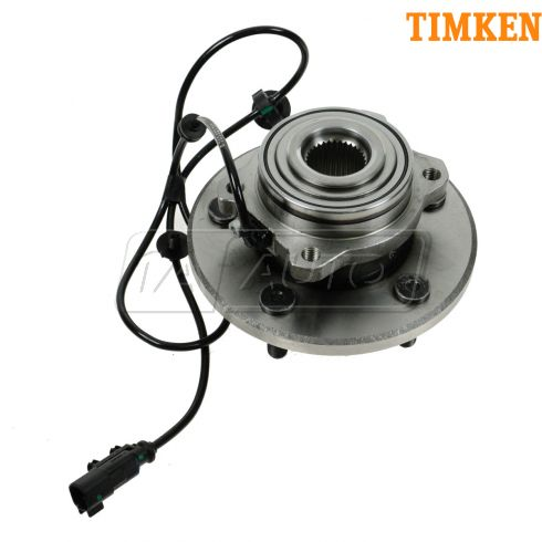 07-08 Chrysler Pacifica Rear Wheel Bearing & Hub Assy LR = RR (Timken)