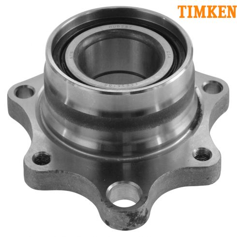 03-05 Honda Element w/ABS; 06-11 Rear Wheel Hub Bearing Module LR (Timken)
