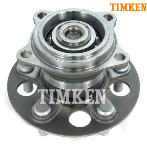 97-03 Toyota Rav4 w/2WD w/o ABS Rear Wheel Bearing & Hub LR = RR