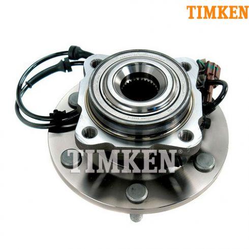 04 Nissan Pathfinder; 04-10 Armada; Infiniti QX56 Rear Wheel Bearing & Hub Assy