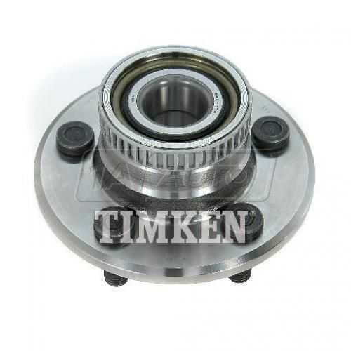 98-99 Dodge, Plymouth Neon (w/ABS, w/RR Disc Brk) Rear Wheel Bearing & Hub Assy LR = RR (Timken)
