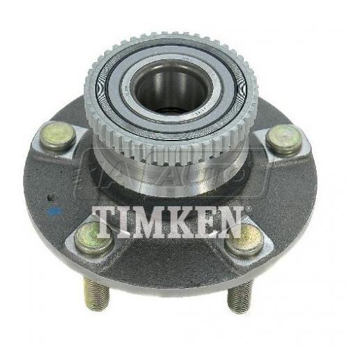 97-02 Daewoo Leganza w/ABS Rear Wheel Bearing & Hub Assy LR = RR (Timken)