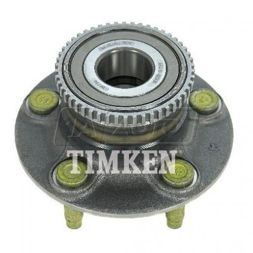 99-00 Ford Taurus, Mercury Sable w/RR Drums, w/ABS Rear Wheel Bearing & Hub Assy LR = RR (Timken)